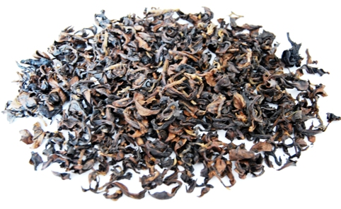 Doi Mae Salong Shi Er Black Tea, leaves
