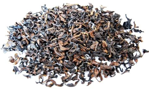 Doi Mae Salong Shi Er Black Tea, leaves