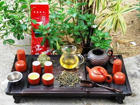 Ruan Zhi Oolong Tea Gong Fu Cha