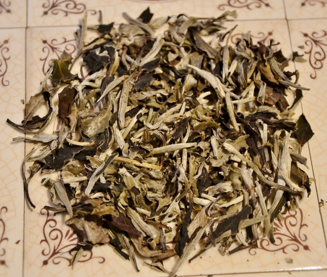 White Tea from Yunnan ancient tea trees