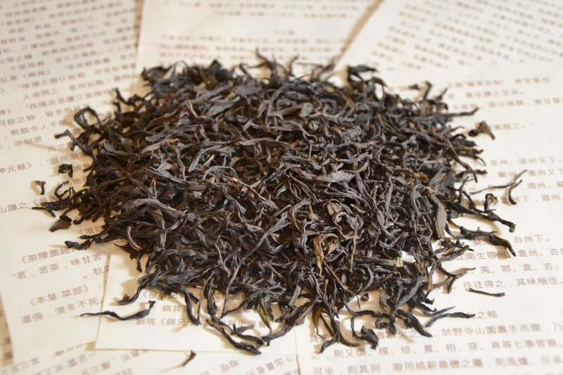 Spring Imperial Mt. Wudong Song Variety Mi Lan Xiang (Honey Orchid) Phoenix Dancong Oolong Tea - single variety, single origin, single season