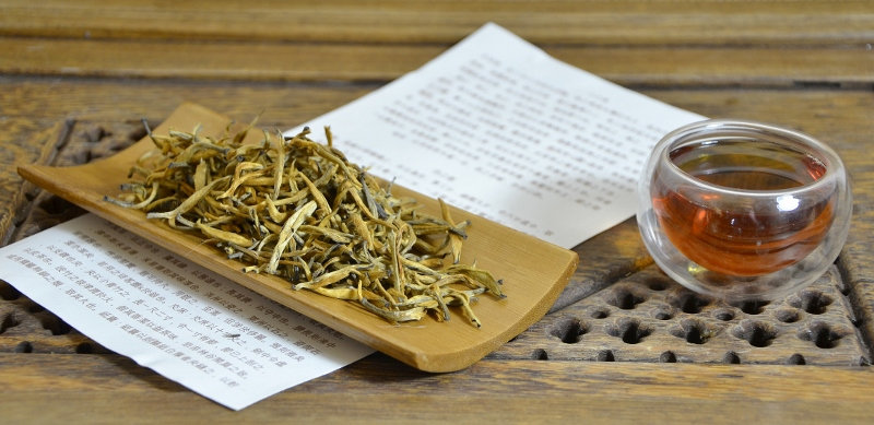 Wild Yunnan Golden Tips - single variety, single origin, single picking